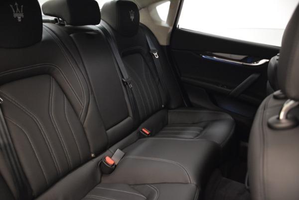 New 2018 Maserati Quattroporte S Q4 GranLusso for sale Sold at Maserati of Greenwich in Greenwich CT 06830 24