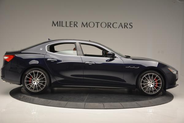 New 2016 Maserati Ghibli S Q4 for sale Sold at Maserati of Greenwich in Greenwich CT 06830 9