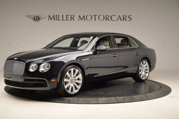 Used 2017 Bentley Flying Spur V8 for sale Sold at Maserati of Greenwich in Greenwich CT 06830 2