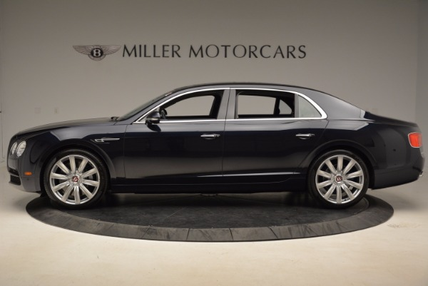 Used 2017 Bentley Flying Spur V8 for sale Sold at Maserati of Greenwich in Greenwich CT 06830 3