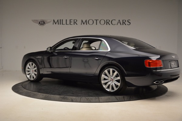Used 2017 Bentley Flying Spur V8 for sale Sold at Maserati of Greenwich in Greenwich CT 06830 4