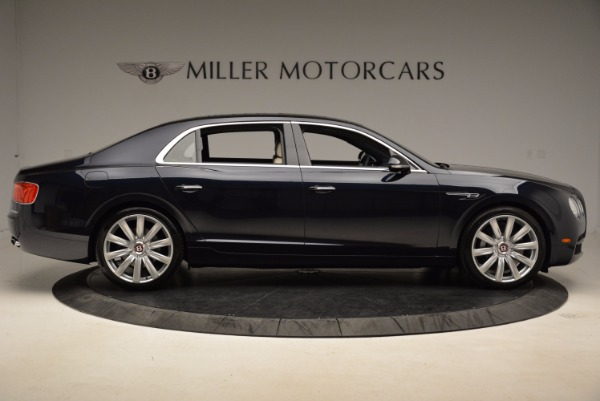 Used 2017 Bentley Flying Spur V8 for sale Sold at Maserati of Greenwich in Greenwich CT 06830 9