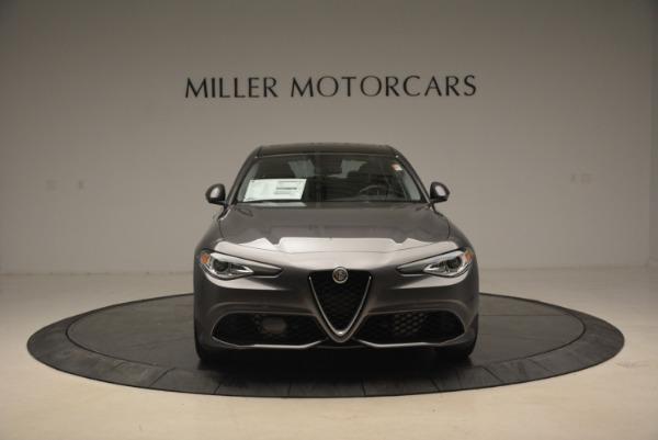 Used 2018 Alfa Romeo Giulia Ti Sport Q4 for sale $31,900 at Maserati of Greenwich in Greenwich CT 06830 12