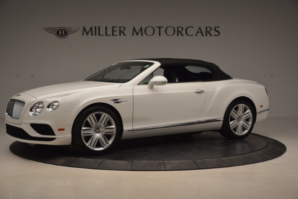 Used 2016 Bentley Continental GT V8 for sale Sold at Maserati of Greenwich in Greenwich CT 06830 14