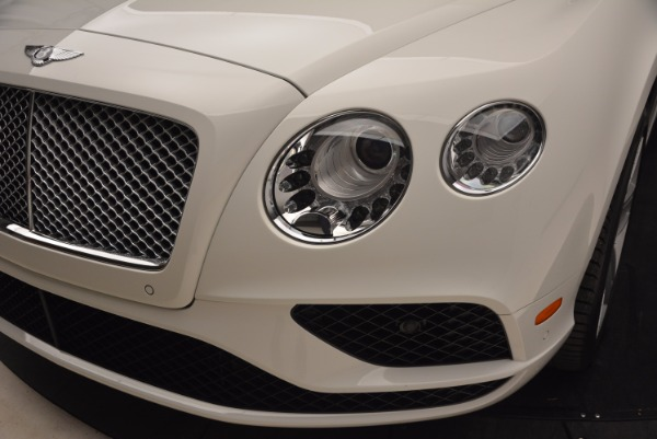 Used 2016 Bentley Continental GT V8 for sale Sold at Maserati of Greenwich in Greenwich CT 06830 26