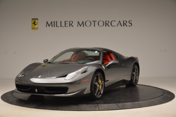 Used 2014 Ferrari 458 Spider for sale Sold at Maserati of Greenwich in Greenwich CT 06830 13