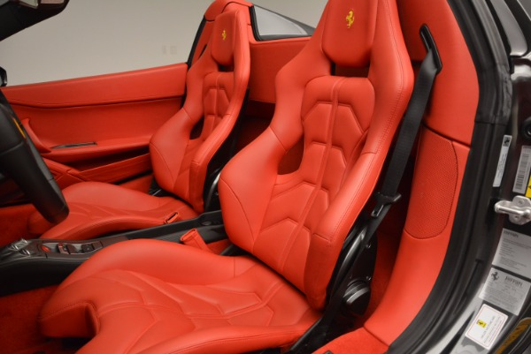 Used 2014 Ferrari 458 Spider for sale Sold at Maserati of Greenwich in Greenwich CT 06830 27