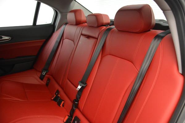 Used 2018 Alfa Romeo Giulia Q4 for sale Sold at Maserati of Greenwich in Greenwich CT 06830 18