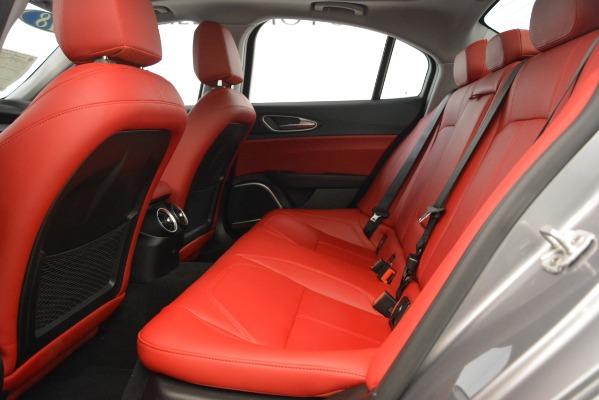 Used 2018 Alfa Romeo Giulia Q4 for sale Sold at Maserati of Greenwich in Greenwich CT 06830 19