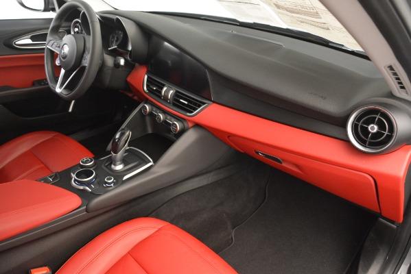 Used 2018 Alfa Romeo Giulia Q4 for sale Sold at Maserati of Greenwich in Greenwich CT 06830 22