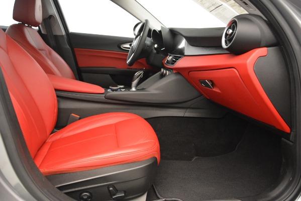 Used 2018 Alfa Romeo Giulia Q4 for sale Sold at Maserati of Greenwich in Greenwich CT 06830 23