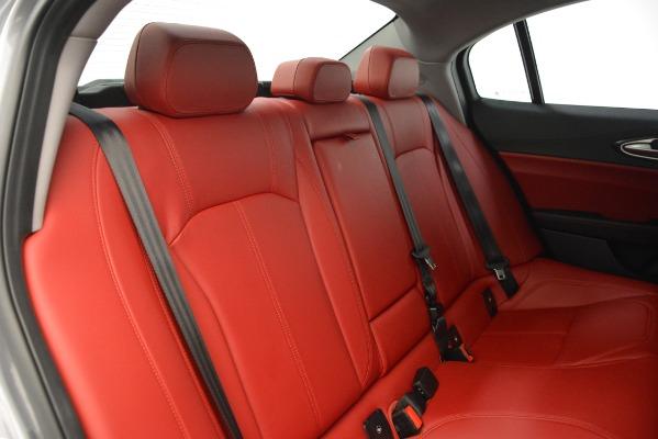 Used 2018 Alfa Romeo Giulia Q4 for sale Sold at Maserati of Greenwich in Greenwich CT 06830 26