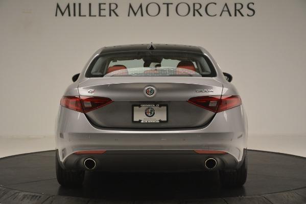 Used 2018 Alfa Romeo Giulia Q4 for sale Sold at Maserati of Greenwich in Greenwich CT 06830 6