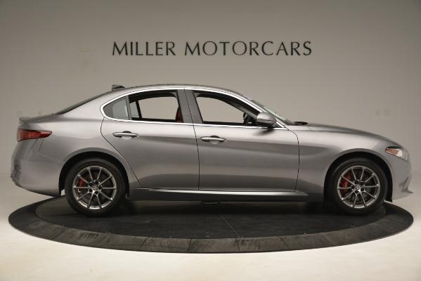 Used 2018 Alfa Romeo Giulia Q4 for sale Sold at Maserati of Greenwich in Greenwich CT 06830 9