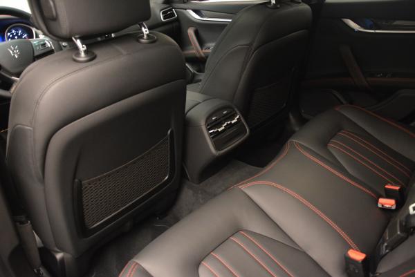 New 2016 Maserati Ghibli S Q4 for sale Sold at Maserati of Greenwich in Greenwich CT 06830 15
