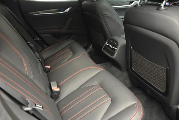 New 2016 Maserati Ghibli S Q4 for sale Sold at Maserati of Greenwich in Greenwich CT 06830 22