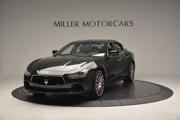 New 2016 Maserati Ghibli S Q4 for sale Sold at Maserati of Greenwich in Greenwich CT 06830 1