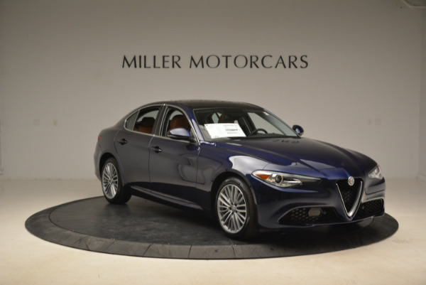 New 2018 Alfa Romeo Giulia Ti Lusso Q4 for sale Sold at Maserati of Greenwich in Greenwich CT 06830 11