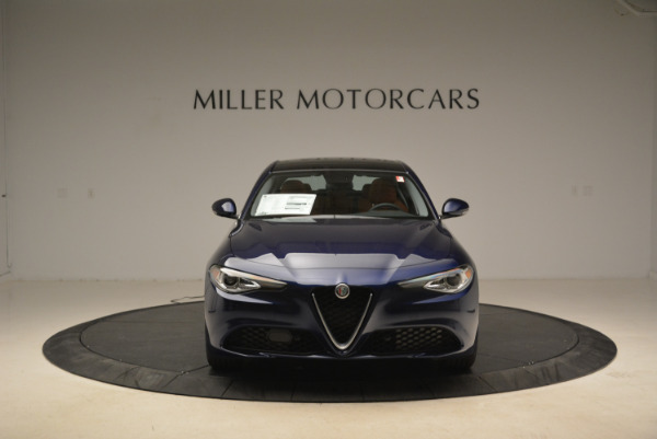 New 2018 Alfa Romeo Giulia Ti Lusso Q4 for sale Sold at Maserati of Greenwich in Greenwich CT 06830 12