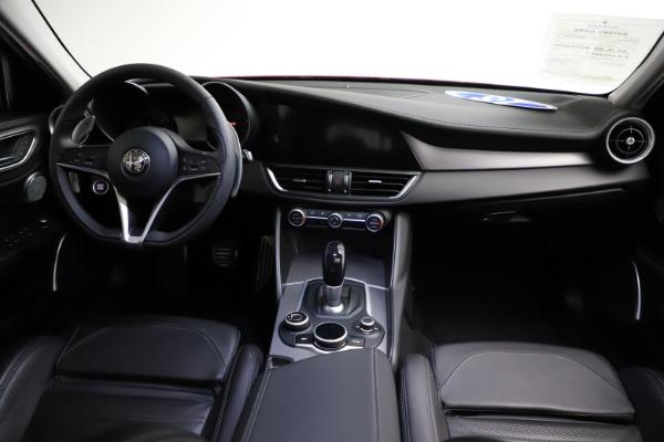 Used 2018 Alfa Romeo Giulia Ti Sport Q4 for sale Sold at Maserati of Greenwich in Greenwich CT 06830 16