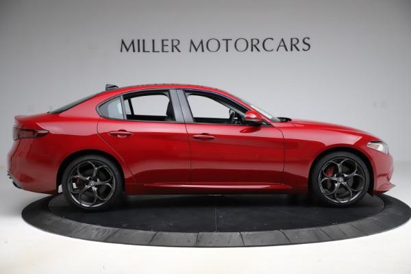 Used 2018 Alfa Romeo Giulia Ti Sport Q4 for sale Sold at Maserati of Greenwich in Greenwich CT 06830 9