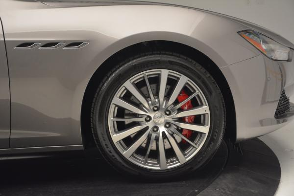 New 2016 Maserati Ghibli S Q4 for sale Sold at Maserati of Greenwich in Greenwich CT 06830 25