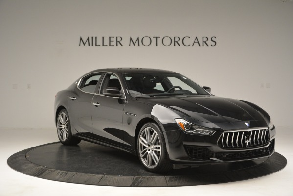 Used 2018 Maserati Ghibli S Q4 for sale Sold at Maserati of Greenwich in Greenwich CT 06830 11