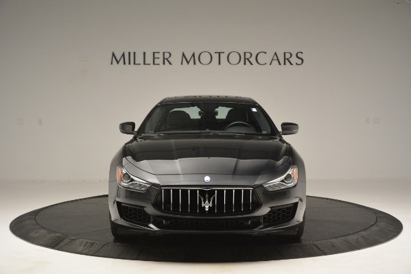 Used 2018 Maserati Ghibli S Q4 for sale Sold at Maserati of Greenwich in Greenwich CT 06830 12