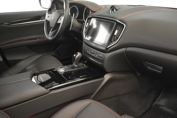 Used 2018 Maserati Ghibli S Q4 for sale Sold at Maserati of Greenwich in Greenwich CT 06830 18