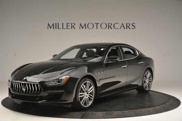 Used 2018 Maserati Ghibli S Q4 for sale Sold at Maserati of Greenwich in Greenwich CT 06830 2