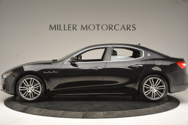 Used 2018 Maserati Ghibli S Q4 for sale Sold at Maserati of Greenwich in Greenwich CT 06830 3