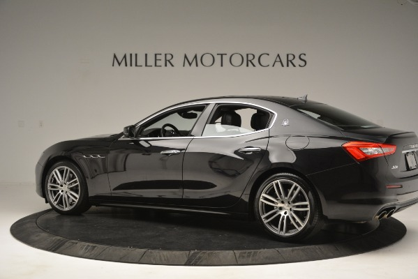 Used 2018 Maserati Ghibli S Q4 for sale Sold at Maserati of Greenwich in Greenwich CT 06830 4