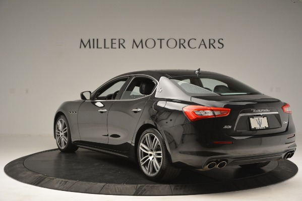 Used 2018 Maserati Ghibli S Q4 for sale Sold at Maserati of Greenwich in Greenwich CT 06830 5