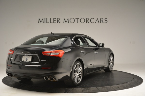 Used 2018 Maserati Ghibli S Q4 for sale Sold at Maserati of Greenwich in Greenwich CT 06830 7