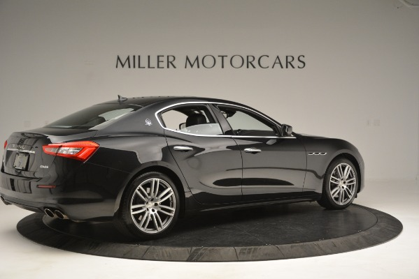 Used 2018 Maserati Ghibli S Q4 for sale Sold at Maserati of Greenwich in Greenwich CT 06830 8