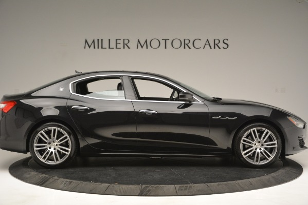 Used 2018 Maserati Ghibli S Q4 for sale Sold at Maserati of Greenwich in Greenwich CT 06830 9