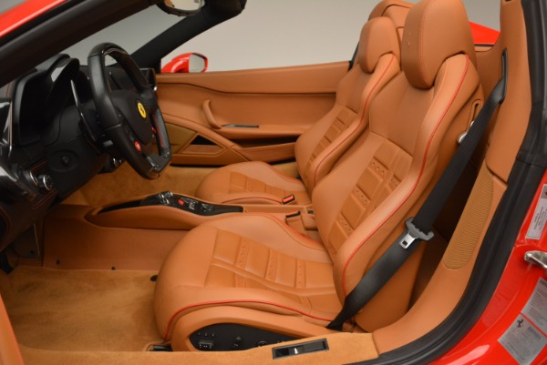 Used 2013 Ferrari 458 Spider for sale Sold at Maserati of Greenwich in Greenwich CT 06830 26