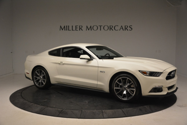 Used 2015 Ford Mustang GT 50 Years Limited Edition for sale Sold at Maserati of Greenwich in Greenwich CT 06830 10