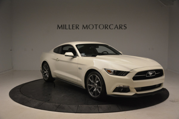 Used 2015 Ford Mustang GT 50 Years Limited Edition for sale Sold at Maserati of Greenwich in Greenwich CT 06830 11