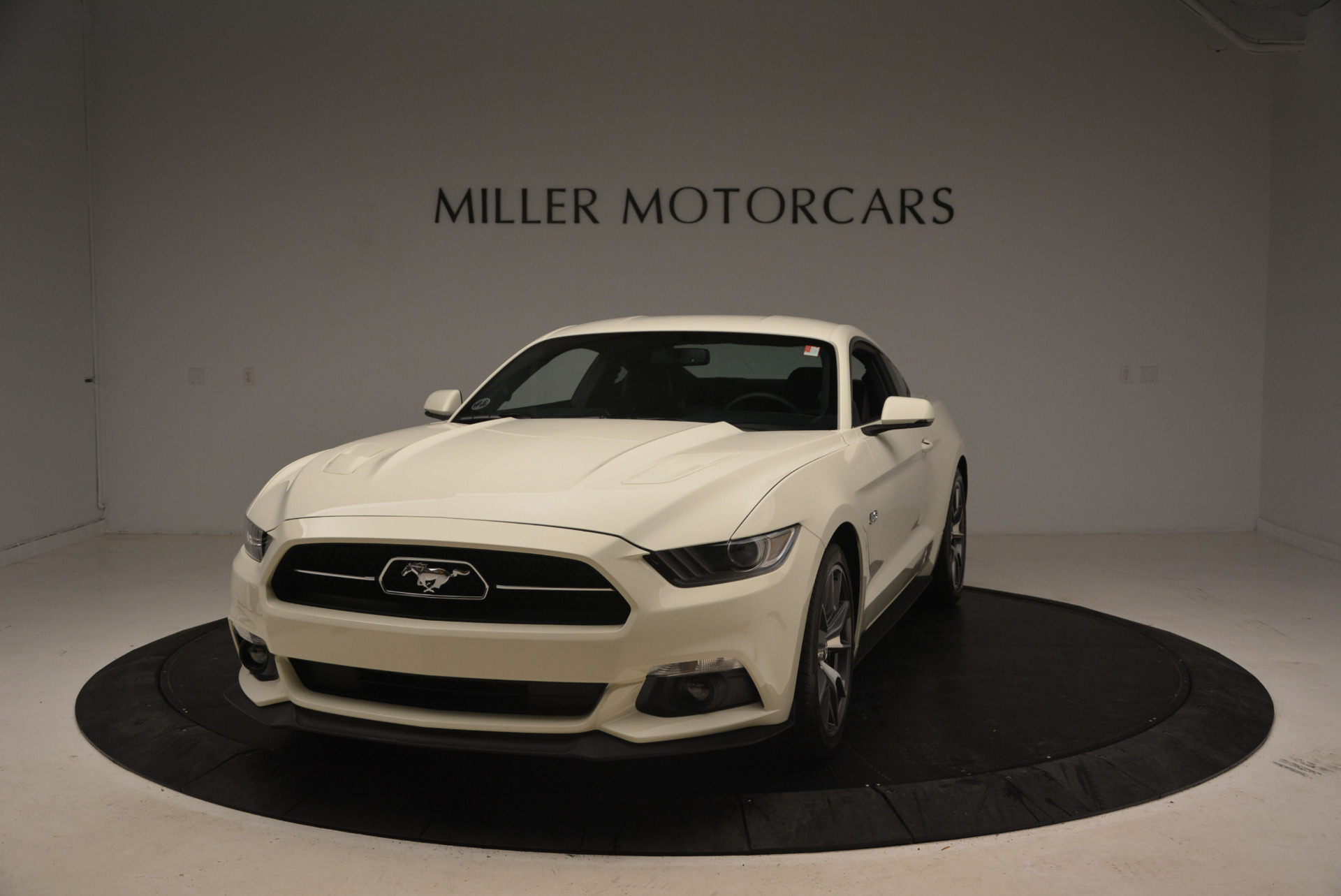 Used 2015 Ford Mustang GT 50 Years Limited Edition for sale Sold at Maserati of Greenwich in Greenwich CT 06830 1