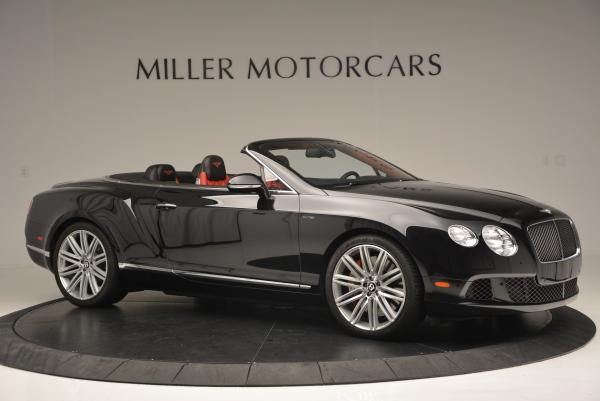 Used 2014 Bentley Continental GT Speed Convertible for sale Sold at Maserati of Greenwich in Greenwich CT 06830 10