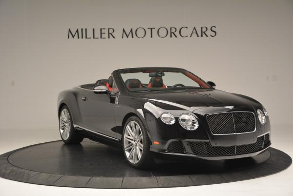 Used 2014 Bentley Continental GT Speed Convertible for sale Sold at Maserati of Greenwich in Greenwich CT 06830 11