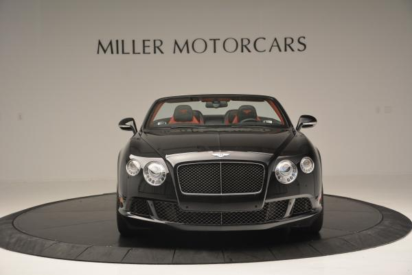 Used 2014 Bentley Continental GT Speed Convertible for sale Sold at Maserati of Greenwich in Greenwich CT 06830 12