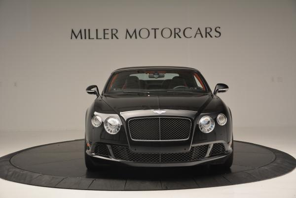 Used 2014 Bentley Continental GT Speed Convertible for sale Sold at Maserati of Greenwich in Greenwich CT 06830 13