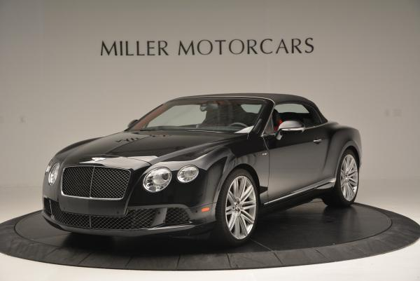 Used 2014 Bentley Continental GT Speed Convertible for sale Sold at Maserati of Greenwich in Greenwich CT 06830 14