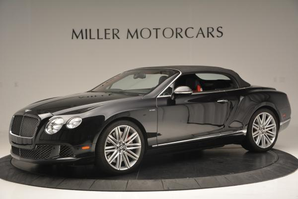 Used 2014 Bentley Continental GT Speed Convertible for sale Sold at Maserati of Greenwich in Greenwich CT 06830 15