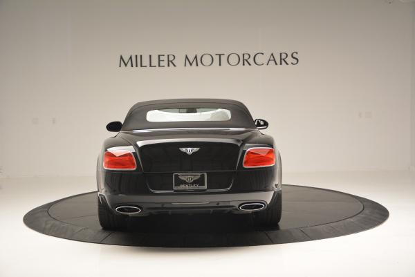 Used 2014 Bentley Continental GT Speed Convertible for sale Sold at Maserati of Greenwich in Greenwich CT 06830 19
