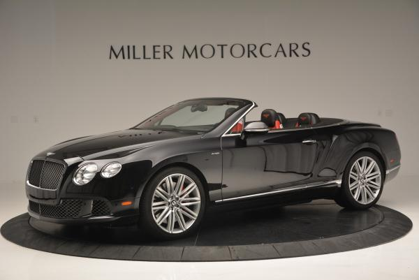 Used 2014 Bentley Continental GT Speed Convertible for sale Sold at Maserati of Greenwich in Greenwich CT 06830 2