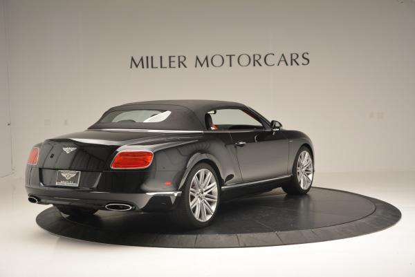 Used 2014 Bentley Continental GT Speed Convertible for sale Sold at Maserati of Greenwich in Greenwich CT 06830 20