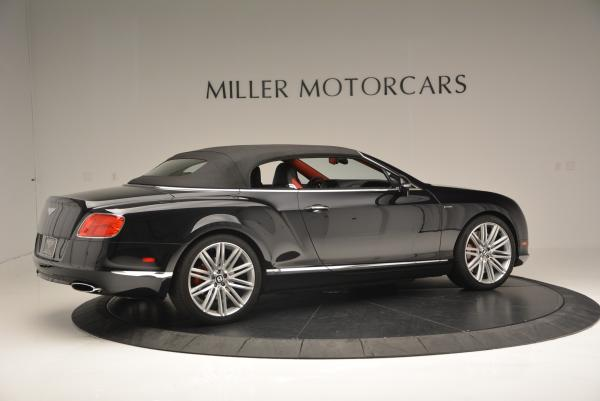 Used 2014 Bentley Continental GT Speed Convertible for sale Sold at Maserati of Greenwich in Greenwich CT 06830 21